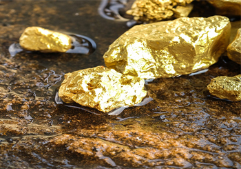 The third Scottish gold rush?