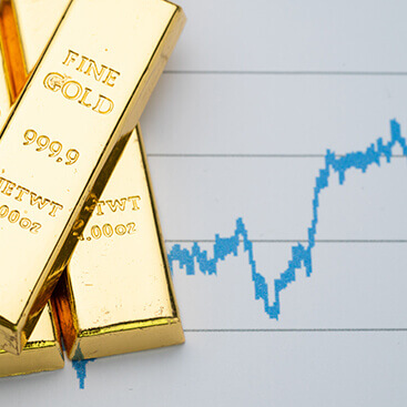 Up-to-date gold prices