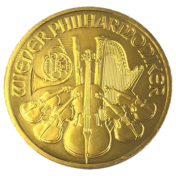 Austrian Gold Philharmonic 1oz
