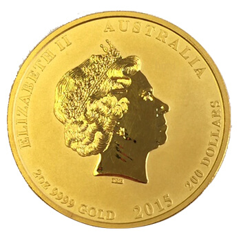 Australian 2oz Gold Nugget