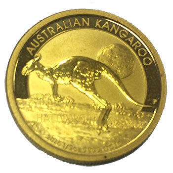 1/2oz Gold Kangaroo