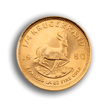 Quarter Oz Gold Krugerrand