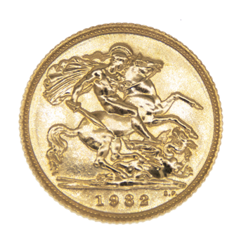 Best Value Gold Half Sovereign