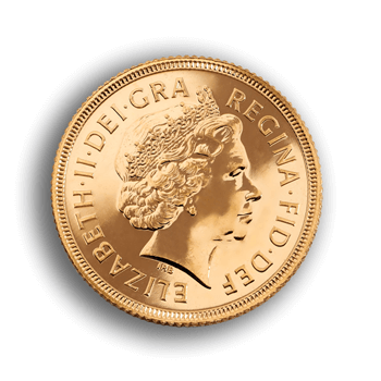 Gold Half Sovereign - 2002