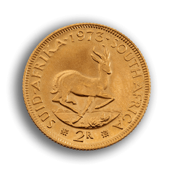 South Africa Two Rand Gold