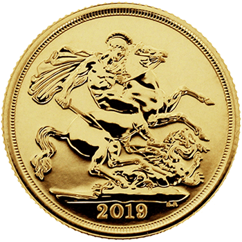 Gold Sovereign 2019