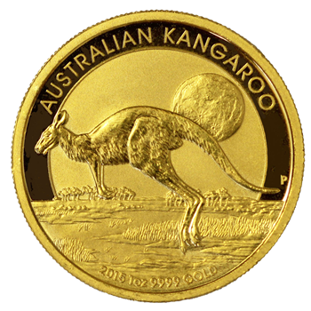 1oz Australian Nugget Coin
