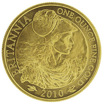 1oz Britannia Gold Coin