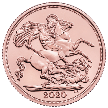 Gold Sovereign 2020