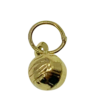 9ct Yellow Gold Ball Charm