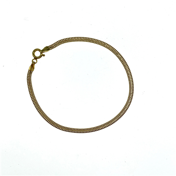 9ct Yellow Gold 7