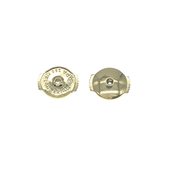18ct Yellow Gold Guardian Ear Fitting