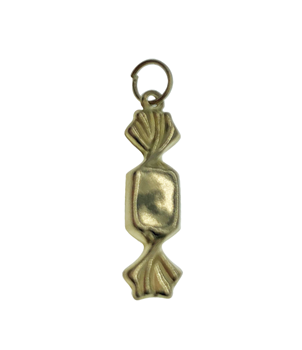 9ct Yellow Gold Candy Charm