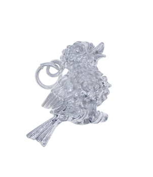 Sterling Silver 925 Baby Chick Charm