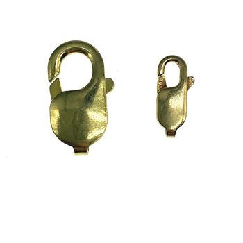 9ct Yellow Gold Lobster Clasps