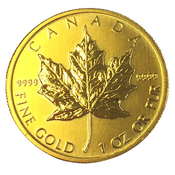 1oz Maple Leaf