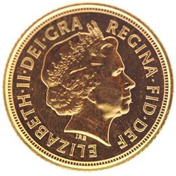 QEII Half Sovereign