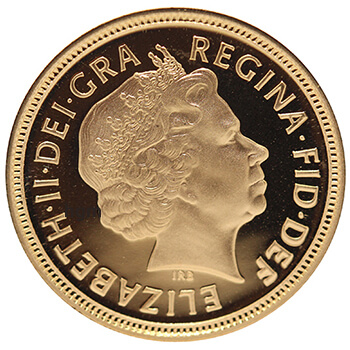 Gold Sovereign - Proof