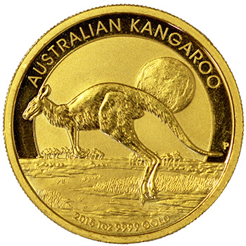 1Oz Australian Gold Nugget