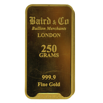 Investment Bar - 250 grams