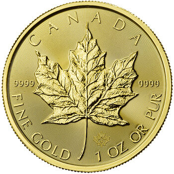 1Oz Gold Maple