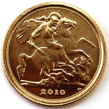 Gold Quarter Sovereign Best Value
