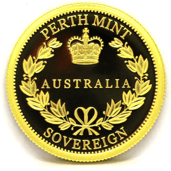 Australia - Gold Sovereign