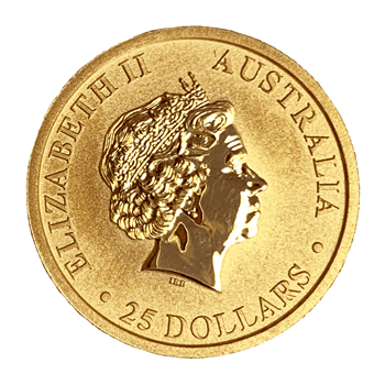 Australian Gold Quarter Nugget