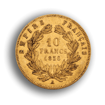 French 10 Franc Gold