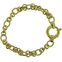 Buy 18ct Gold Bracelet, 12.2g